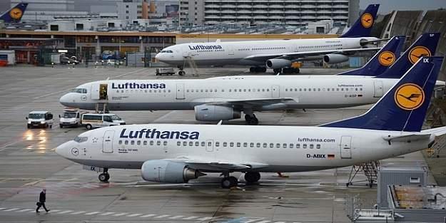 Lufthansa 830 seferini daha iptal etti