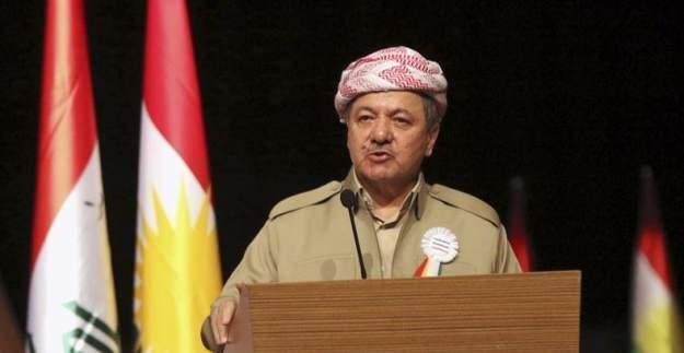 Mesut Barzani: Bağdat Türk askerinden haberdardı