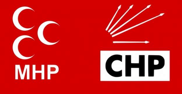 MHP'den CHP'ye cevap: Dervişin fikri neyse zikri de odur