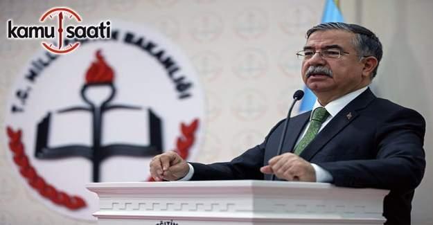 Milli Eğitim Bakanı:PKK 242 okul yaktı