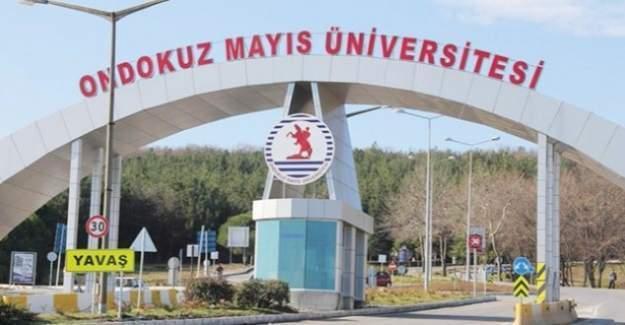 Ondokuz Mayıs Üniversitesi akademik personelleri tutuklandı