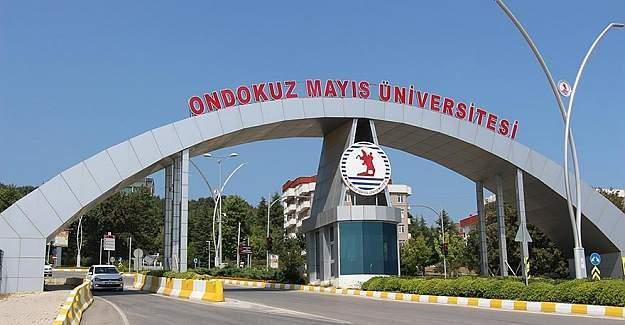 Ondokuz Mayıs Üniversitesine FETÖ operasyonu: Akademik personeller gözaltında
