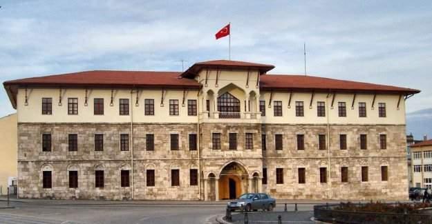 Sivas'ta konvoy yapmak yasakladı