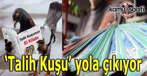 'Talih Kuşu' 60 milyon lira verecek