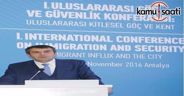 Tekin: Türkiye'de 509 bin Suriyeli öğrenci eğitim alıyor