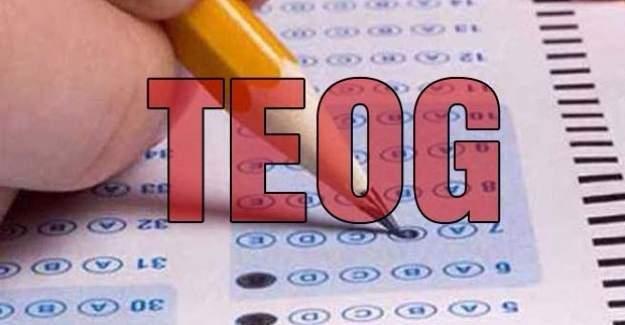TEOG sınavına girecek öğrencilere önemli uyarı