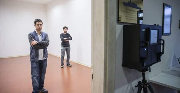 Türk mühendislerden duvar arkasını gören cihaz