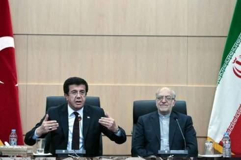 Türkiye ve İran arasında ticaret anlaşması imzalandı