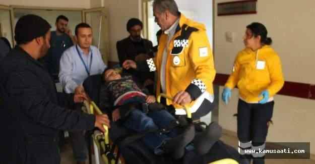 Adıyaman'da 54 öğrenci hastaneye kaldırıldı