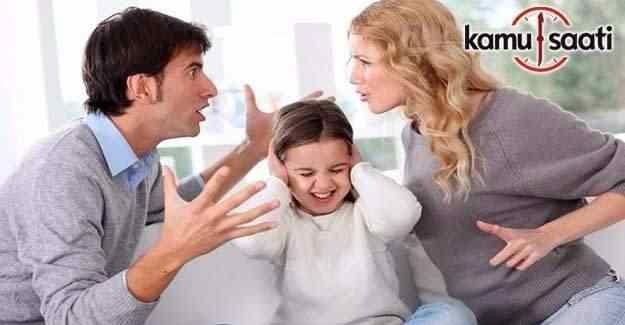 Aile bütünlüğünü olumsuz etkileyen unsurlar ile boşanma olaylarının araştırılması ve aile kurumunun güçlendirilmesi ile ilgili rapor