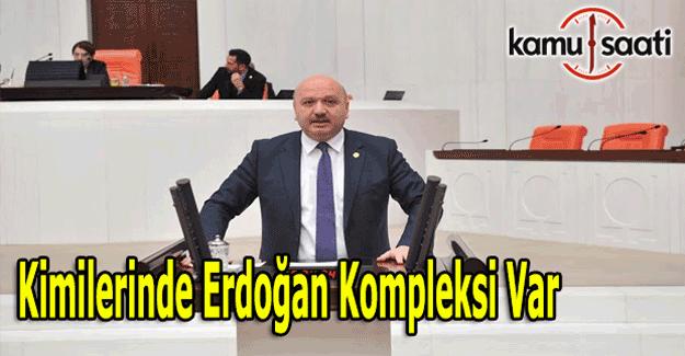 """AK Parti Ordu Milletvekili Metin Gündoğdu """"Kimilerinde Erdoğan Kompleksi Var"""""""