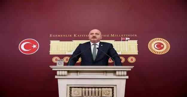 """AK Parti Ordu Milletvekili Metin Gündoğu: """"Ordu altın çağını yaşıyor"""""""