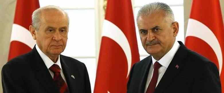 AK Parti ve MHP anayasa çalışmalarında uzlaştı