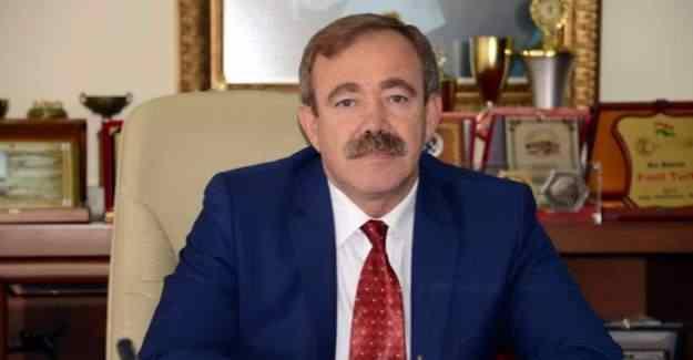 Akdeniz Belediye Başkanı Fazıl Türk görevden uzaklaştırıldı