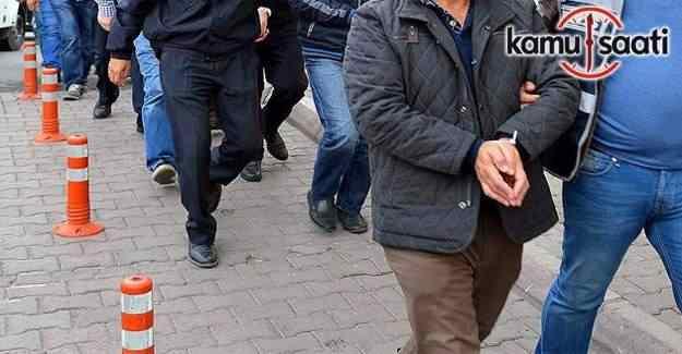 Ankara'da 20 hakim ve savcıya FETÖ'den gözaltı