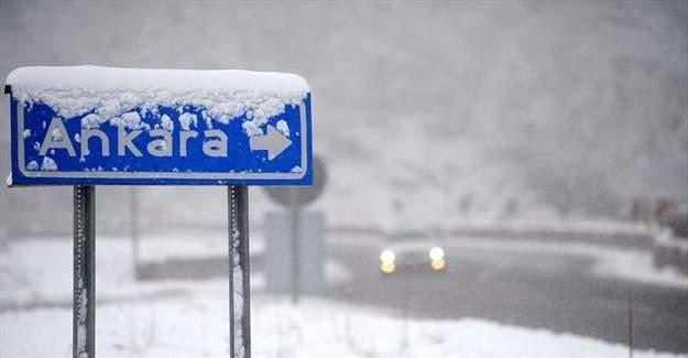 Ankara'nın Hangi ilçelerinde okullar tatil edildi? 29 Aralık Valilik, MEB Kar tatili açıklaması