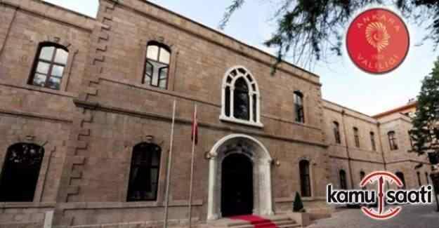 Ankara Valiliğinden 'seferberlik başladı' açıklaması