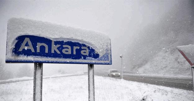 Ankara'da okullar tatil olacak mı? 21 Aralık kar tatili açıklaması