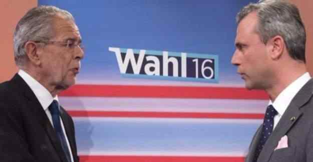Avusturya seçimini kazanan isim belli oldu