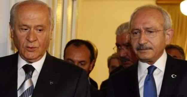 Bahçeli'den Kılıçdaroğlu'na sert HDP tepkisi