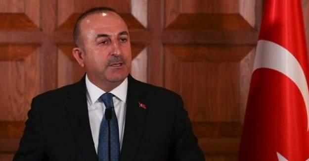 Bakan Çavuşoğlu: Onu yaparsak tarih bizi affetmez