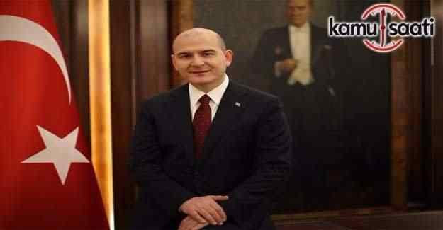 Bakan Soylu'dan '10 Aralık İnsan Hakları Günü' mesajı