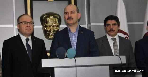 Bakan Soylu'dan Rus Büyükelçi'nin suikastiyle ilgili açıklama