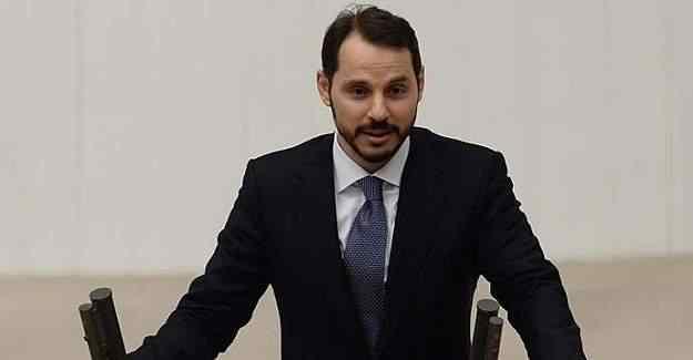 Berat Albayrak: ''Türkiye milli parayla ticarete başlıyor.''