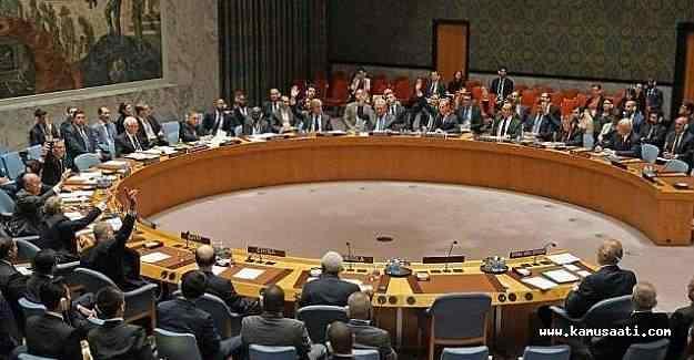 BMGK'nın kararı sonrası Filistin Yönetiminden açıklama