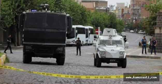 Dİyarbakır'da sokağa çıkma yasağı