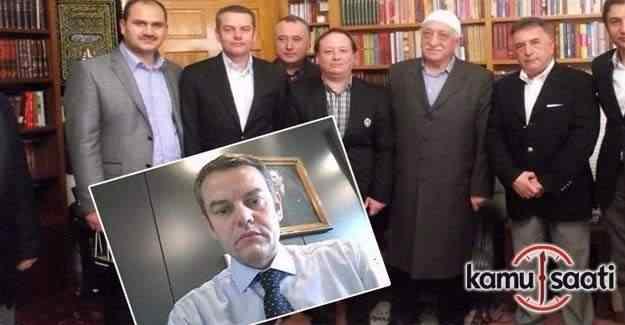 Doğan Holding Ankara Temsilcisi FETÖ'den gözaltına alındı