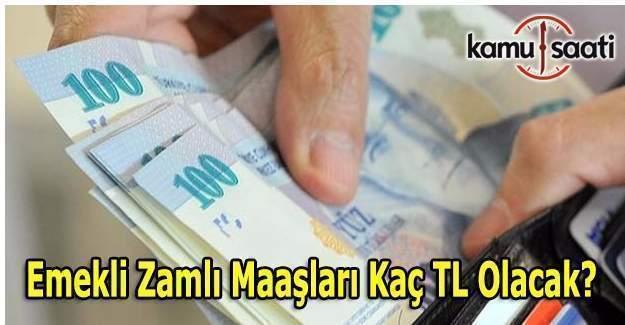 Emekli Son Dakika haberleri - Emekliler zamlı maaşlarını ne zaman alacak?