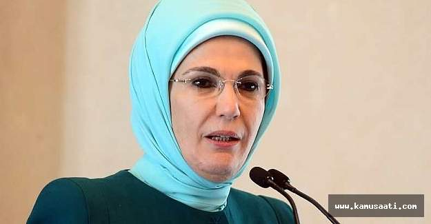 Emine Erdoğan'dan lider eşlerine 'Suriye' mektubu