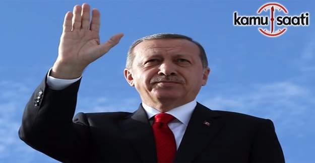 Erdoğan: 2023 hedeflerimize ulaşmamızı kimse engelleyemeyecek