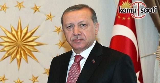 Erdoğan'dan, 'Atatürk'ün Ankara'ya gelişinin 97. yıl dönümü' mesajı