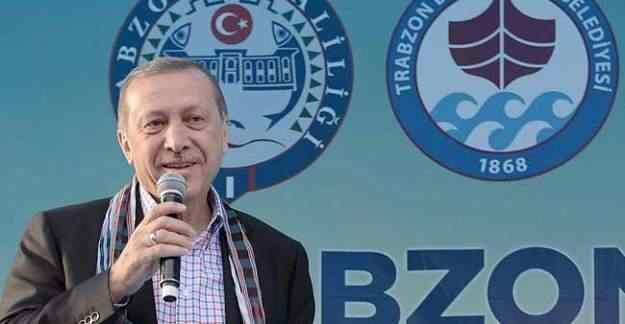 Erdoğan'dan Trabzonspor'a isim önerisi
