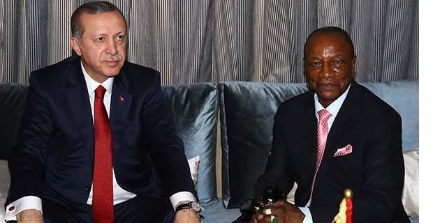 Erdoğan: '' DEAŞ'ın El Bab'da son çırpınışları''