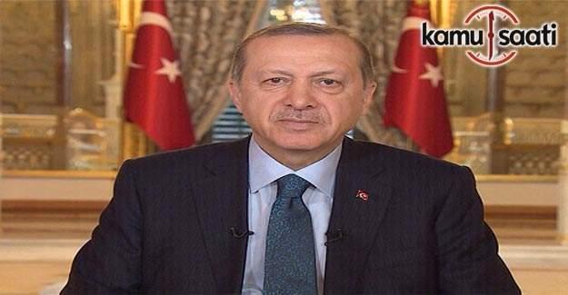 Erdoğan:2017'de, ekonomik başarılara imza atacağız