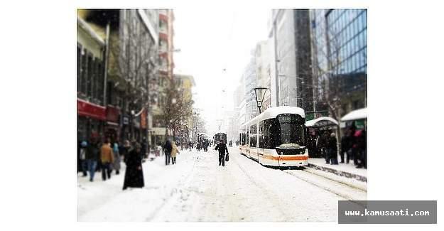 Eskişehir'de okullar tatil mi? MEB Valilik kar tatili açıklaması
