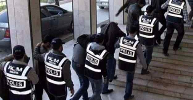 FETÖ'nün yurt yöneticilerine operasyon: 136 gözaltı