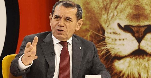 Galatasaray Başkanı Dursun Özbek'ten teröre tepki mesajı