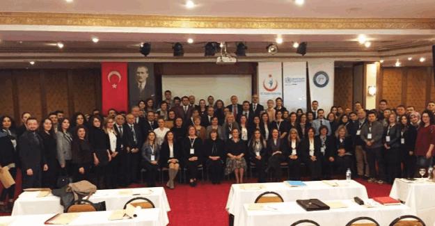 'Hareketli Yaşamı Teşvik Çalıştayı' Ankara'da yapıldı