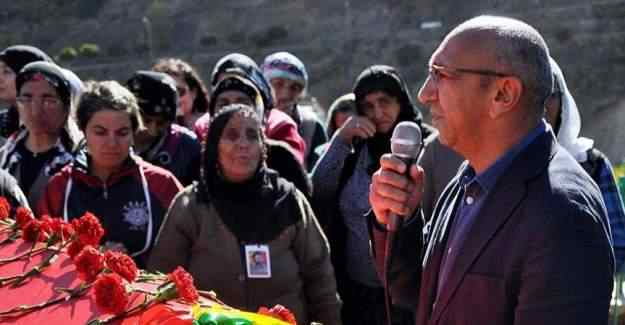 HDP'li vekil  Alican Önlü serbest bırakıldı