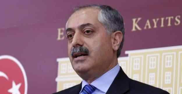 HDP milletvekili Nimetullah Erdoğmuş gözaltında