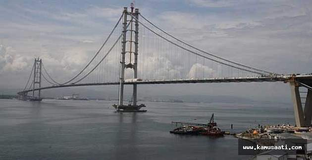 Osmangazi Köprüsü ve Yavuz Sultan Selim Köprüsü geçişlerine indirim geldi