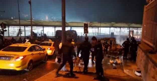 İstanbul Beşiktaş'taki hain saldırıyı TAK üstlendi