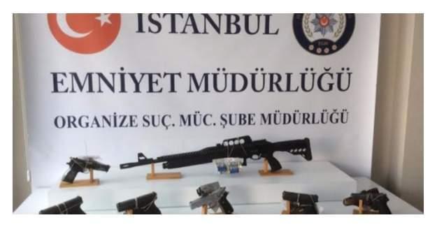 İstanbul'da mafya operasyonu: 52 gözaltı