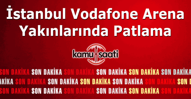 İstanbul Beşiktaş'taki patlamada yaralananların isim listesi