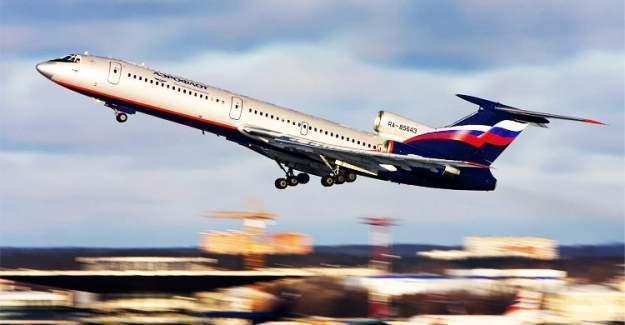 Karadeniz'de düşen Rus uçağı için yetkiliden 'terör' açıklama