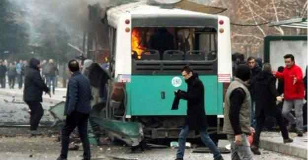 Kayseri'deki saldırıda yaralan 14 asker taburcu oldu
